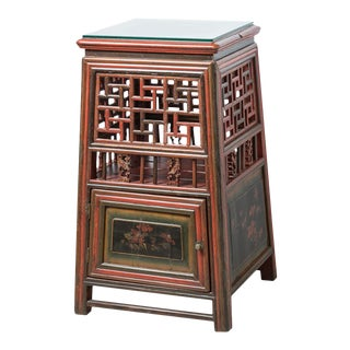 Chinese Wash Stand For Sale
