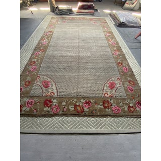Vintage Turkish Oushak - 8′1″ × 13′6″ Preview