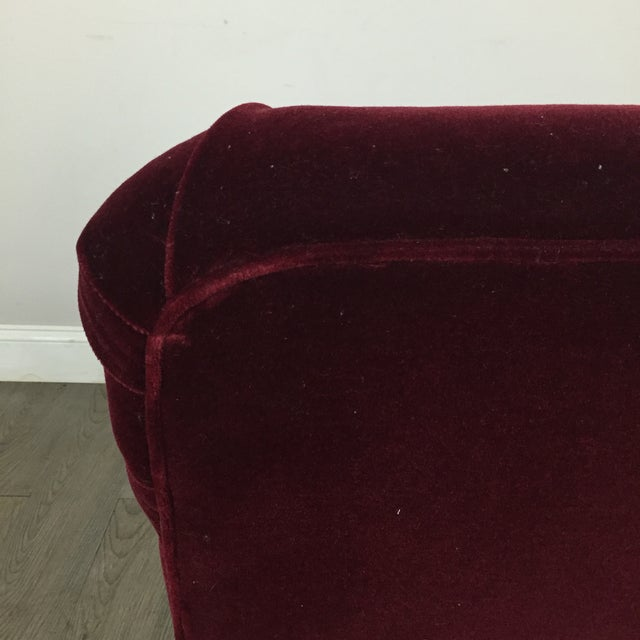 Vintage Mohair Sofa - Image 11 of 11