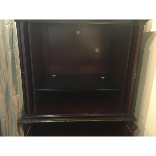 2000 - 2009 Chinoiserie Cabinet For Sale - Image 5 of 6