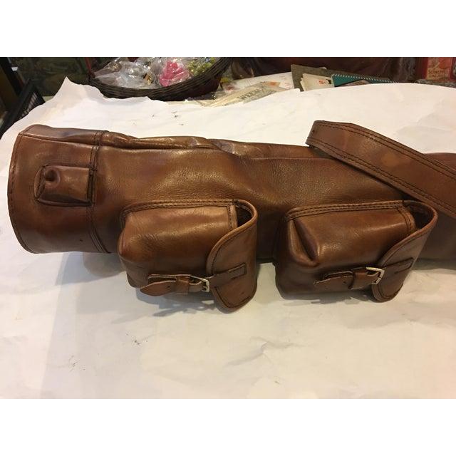 English Leather Golf Bag - Image 4 of 9