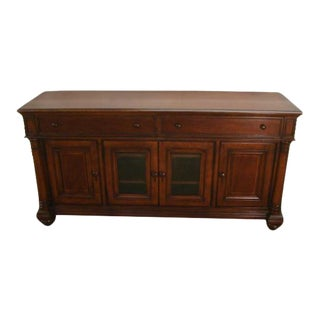 Thomasville Tv Credenza or Cabinet For Sale