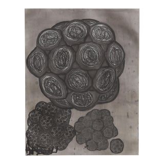 Terry Winters - #6 From Album Portfolio Etching With Aquatint For Sale