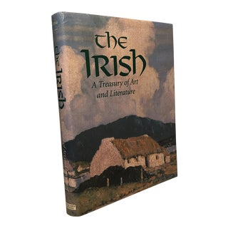"""The Irish"" Art & Literature Book For Sale"