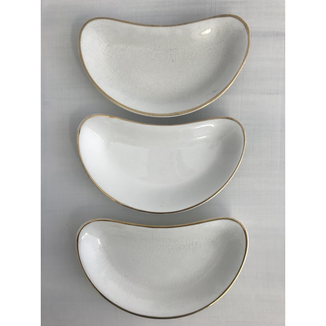 Johnson Bros England-Crescent Dishes - Set of 6 For Sale - Image 10 of 12