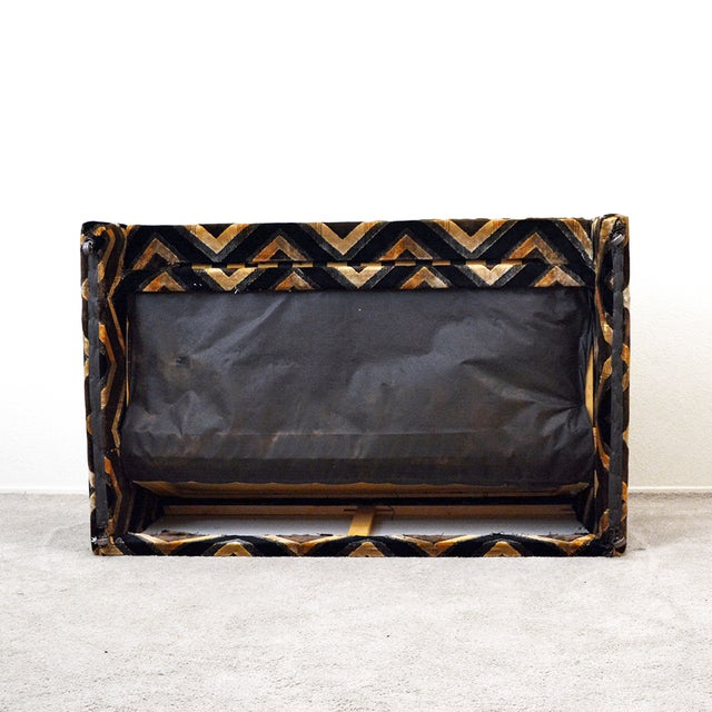 Mid Century Milo Baughman Style Case Sofa For Sale - Image 12 of 13