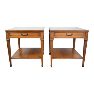 19th Century Baroque Heritage Side Tables - a Pair For Sale