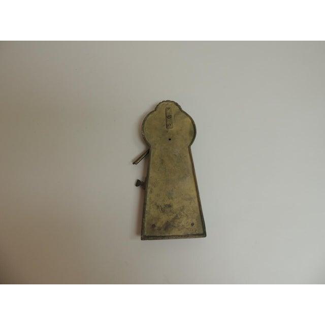 Vintage Brass Keys Door Knocker - Image 4 of 4