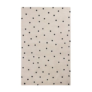 Rare Find! New Kate Spade Deco Dot 8' X 10' Rug For Sale