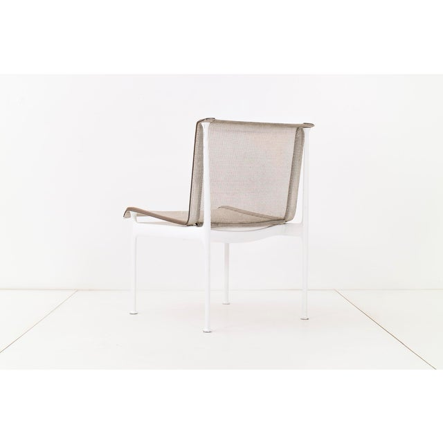 Knoll Set of Four Richard Schultz 1966 Dining Chairs For Sale - Image 4 of 7