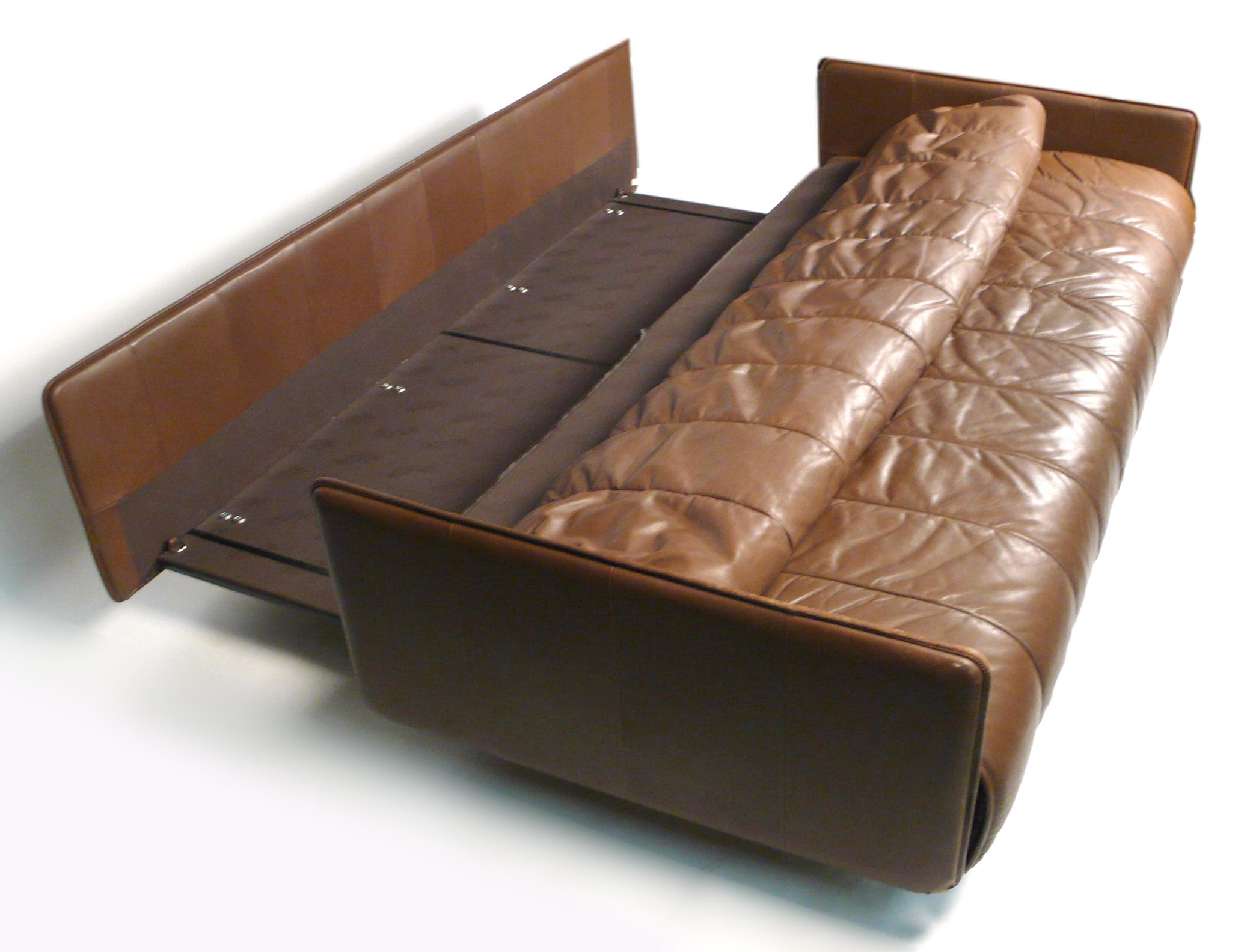 Convertible Sofa Bed By De Sede   Image 3 Of 7