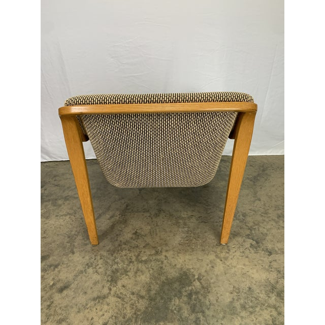 Knoll International 1970s Bill Stephens for Knoll Lounge Chairs - Set of 4 For Sale - Image 4 of 10