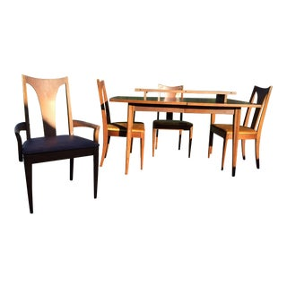 Broyhill Brasilia Saga Dining Set For Sale