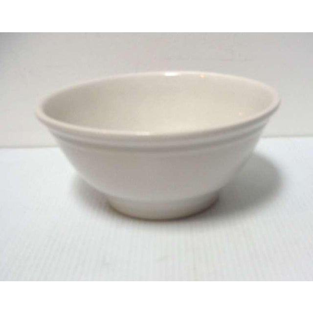 Country 19th Century Ironstone Large Mixing / Fruit Bowl For Sale - Image 3 of 7