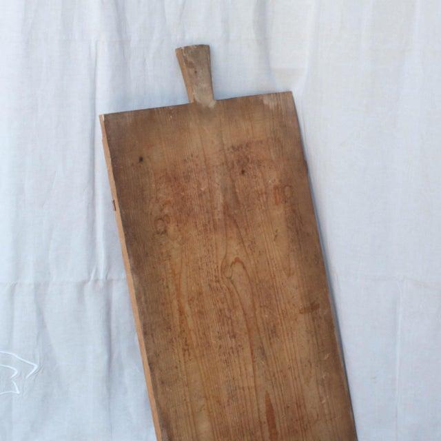 Vintage German Primitive Bread Board - Image 4 of 5
