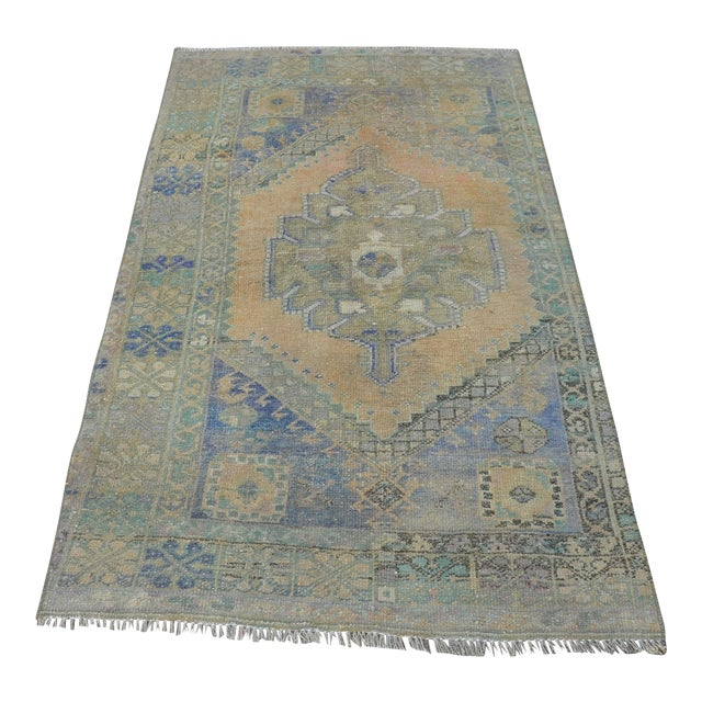 Decorative Handmade Floor Wool Rug 36 X 65 Chairish