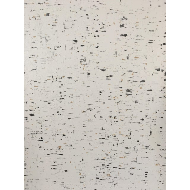 Early 21st Century Phillip Jeffries Vinyl Enchanted Woods 7250-Bestowed Birch Wallpaper For Sale - Image 5 of 5