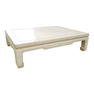 Ralph Lauren Asian Style Coffee Table