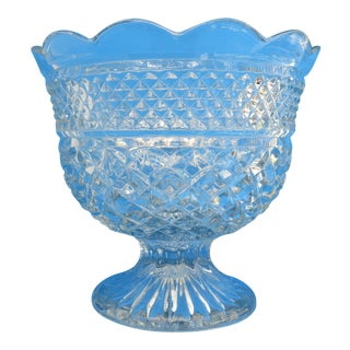 Wexford Anchor Hocking Pressed Glass Bowl For Sale
