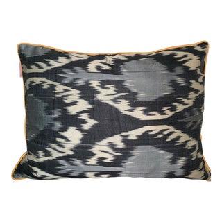 Contemporary Grey La Maison Ottomane Pillow Case For Sale