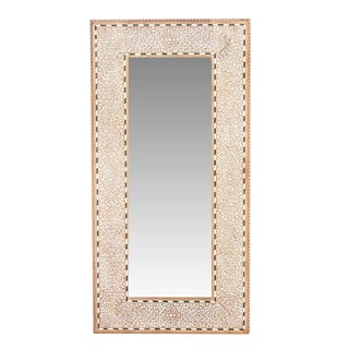 Pattee Bone Inlay Mirror For Sale