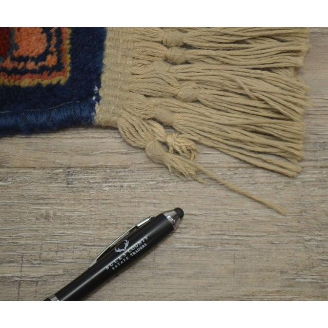 Karastan Heriz Serapi 9 X 12 Room Size Rug # 726 For Sale In Philadelphia - Image 6 of 13