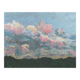 "Small Original ""Mexico Sky"" Painting"