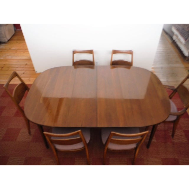 Heywood-Wakefield Solid Cherry Dining Set - Image 4 of 11