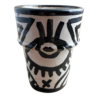 Moroccan Modern Beldi Cup, Berber For Sale