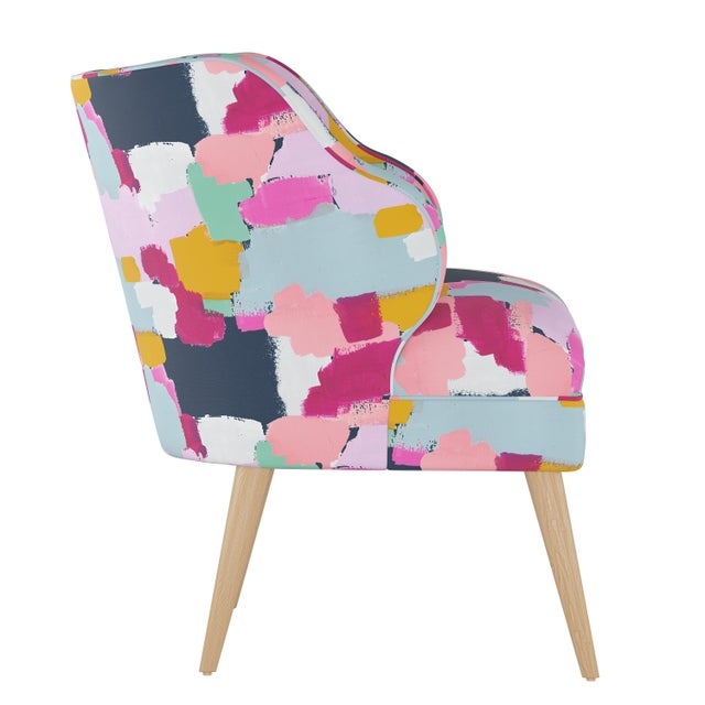 The shapely Douglas Chair takes the traditional accent chair in an entirely new direction, featuring sleek mid-century...