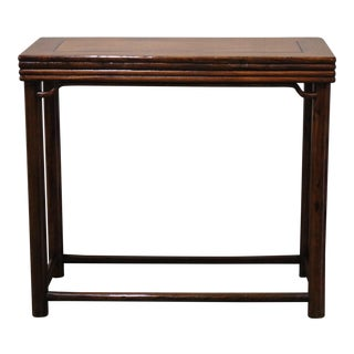 18th Century Chinese Side Table For Sale