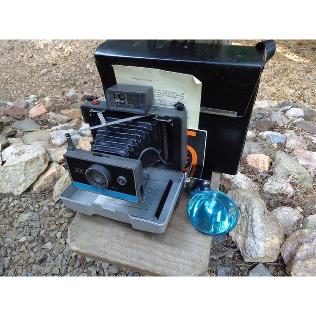 Vintage Polaroid Land Camera For Sale - Image 4 of 6