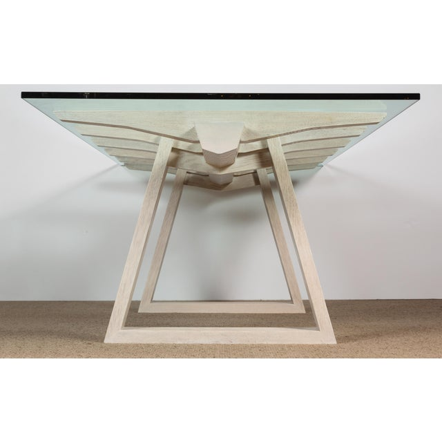 Paul Marra Paul Marra Vertebrae Dining Table For Sale - Image 4 of 11