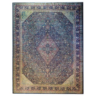 Gorgeous Early 20th Century Sivas Rug For Sale