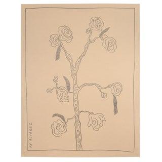 "Minimalist ""Florecimiento"" by Robert Alvarez For Sale"