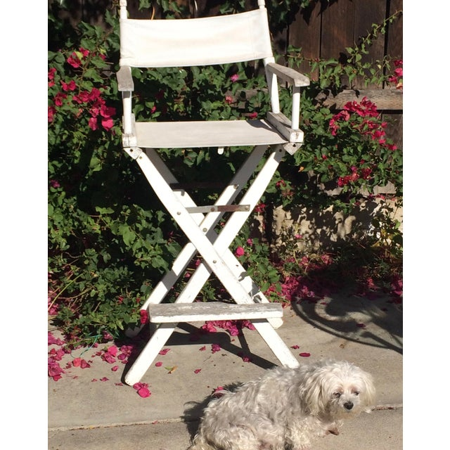 I like this chair because of the weathering. Since we (my turtle and I) are in Los Angeles, I thought it was only fitting...
