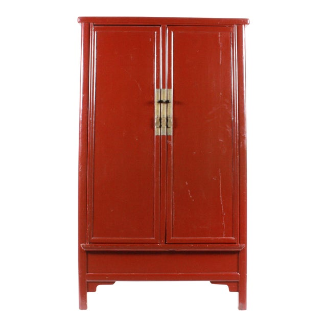 Ming-Style Wedding Cabinet For Sale