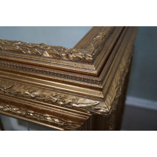 Gilt French Louis XV Vitrine End Tables - Pair - Image 5 of 10