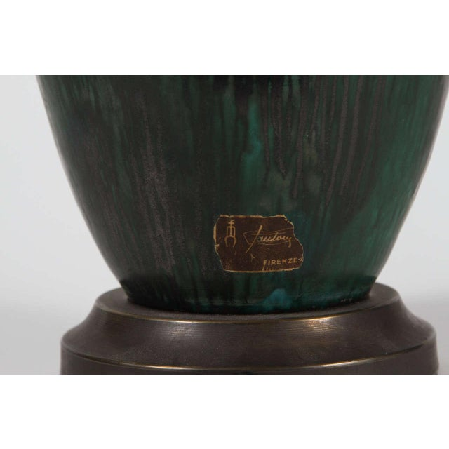 Marcello Fantoni Chinese Scholar Table Lamp - Image 7 of 9