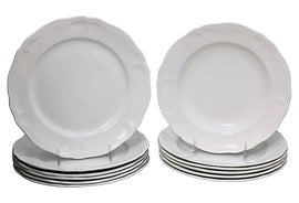 Image of Porcelain Dinnerware