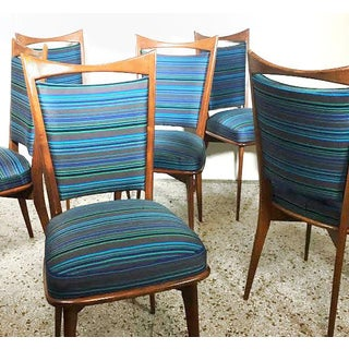 1960s Vintage Danish Dining Chairs- Set of 6 Preview