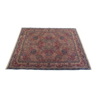 Vintage Karastan Kirman Rug-8′8″ × 10′7″ For Sale