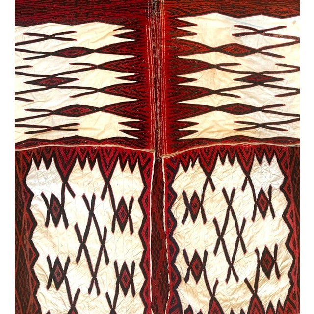 Textile Ceremonial Cape Textile Art from Miao People For Sale - Image 7 of 13