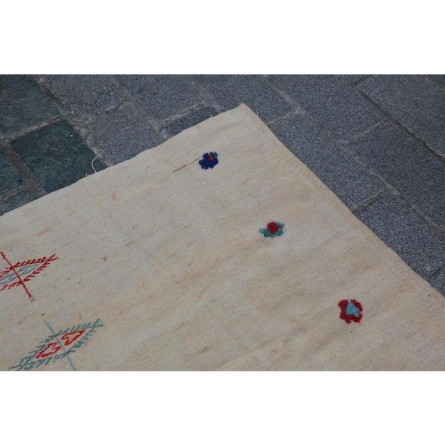 Anatolian Turkish Kilim - 10'11'' x 3'8'' - Image 8 of 11