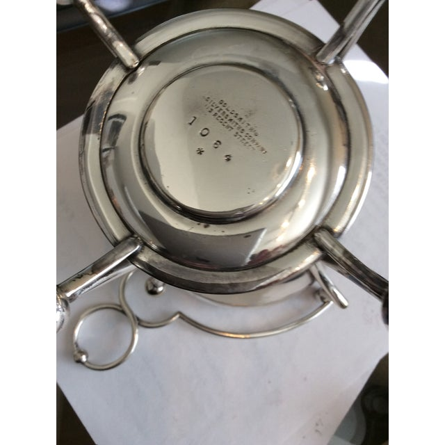 Antique Silverplate Egg Warmer For Sale In San Francisco - Image 6 of 7