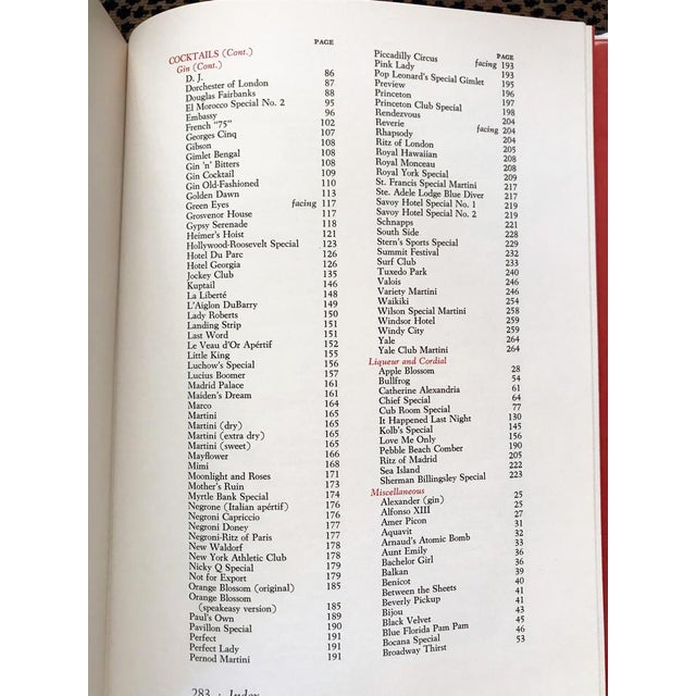 Ted Saucier's Bottoms Up: The Ultimate Cocktail Book With Over 200 Drinks For Sale - Image 11 of 12