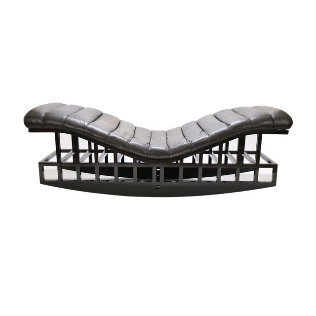 Rocking Chaise by Richard Meier for Knoll For Sale - Image 13 of 13