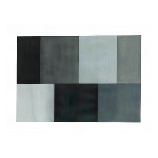 "Tom McGlynn ""Test Pattern 4 (Grey Study)"", Painting For Sale"