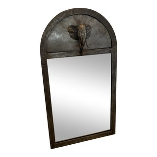 Steel Custom Elephant Mirror For Sale