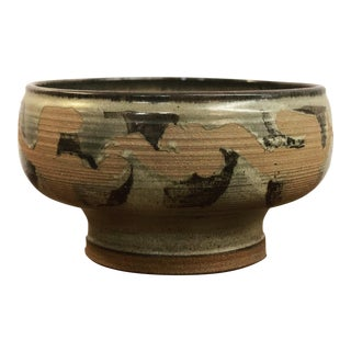 California Studio Pottery Planter For Sale